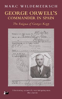 Cover George Orwells Commander in Spain