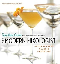 Cover The Modern Mixologist