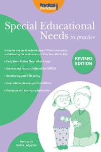 Cover Special Educational Needs in Practice (Revised Edition)