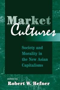 Cover Market Cultures