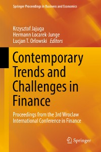 Cover Contemporary Trends and Challenges in Finance