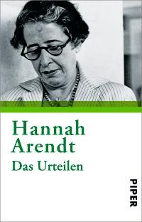 Cover Das Urteilen