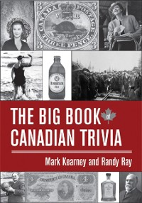 Cover Big Book of Canadian Trivia