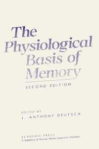 Cover Physiological Basis of Memory