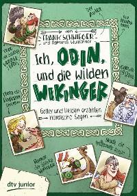 Cover Ich, Odin, und die wilden Wikinger