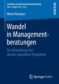 Cover Wandel in Managementberatungen