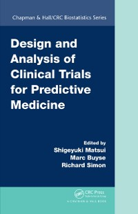 Cover Design and Analysis of Clinical Trials for Predictive Medicine
