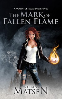 Cover The Mark of Fallen Flame