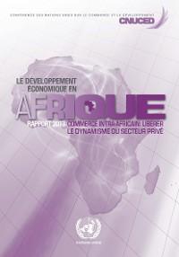 Cover Le développement économique en Afrique rapport 2013