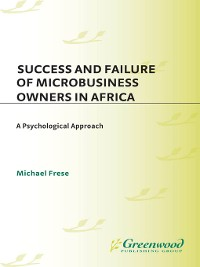 Cover Success and Failure of Microbusiness Owners in Africa