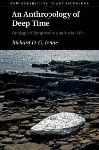 Cover Anthropology of Deep Time