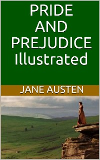 Cover Pride and Prejudice - Illustrated