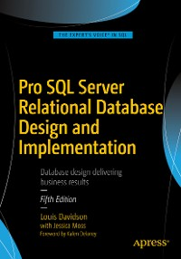 Cover Pro SQL Server Relational Database Design and Implementation
