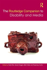 Cover Routledge Companion to Disability and Media