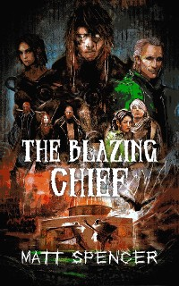 Cover The Blazing Chief