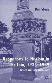Cover Responses to Nazism in Britain, 1933-1939