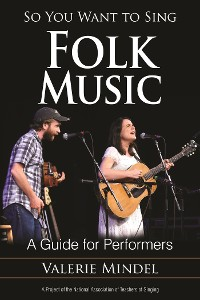 Cover So You Want to Sing Folk Music