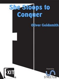Cover She Stoops to Conquer