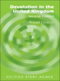 Cover Devolution in the United Kingdom