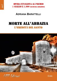 Cover Morte all'abbazia