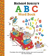 Cover Richard Scarry's ABC Word Book