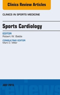 Cover Sports Cardiology, An Issue of Clinics in Sports Medicine