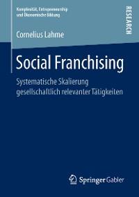 Cover Social Franchising