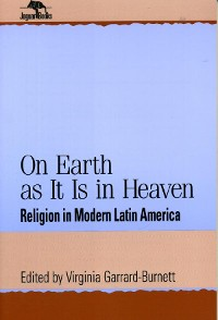 Cover On Earth as It Is in Heaven