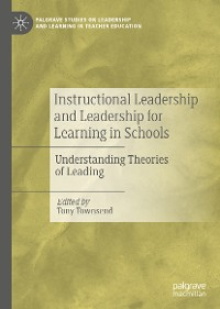 Cover Instructional Leadership and Leadership for Learning in Schools