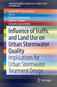 Cover Influence of Traffic and Land Use on Urban Stormwater Quality