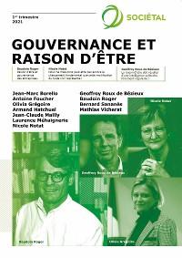 Cover Revue sociétal : Gouvernance et raison d'être
