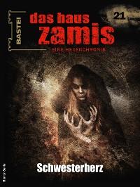 Cover Das Haus Zamis 21