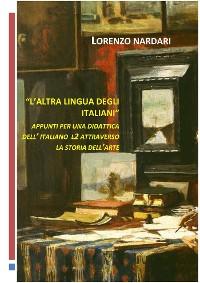 Cover L' altra lingua degli italiani.