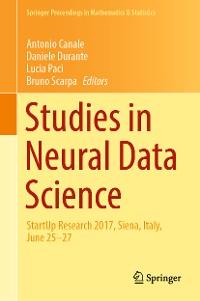 Cover Studies in Neural Data Science