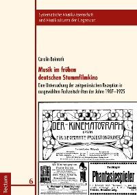 Cover Musik im frühen deutschen Stummfilmkino