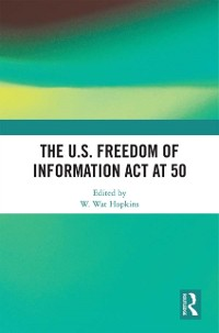 Cover U.S. Freedom of Information Act at 50
