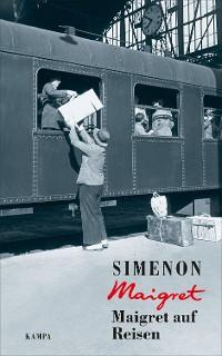 Cover Maigret auf Reisen
