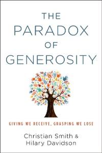 Cover Paradox of Generosity