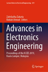 Cover Advances in Electronics Engineering