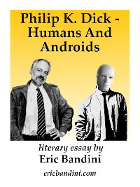 Cover Philip K. Dick - Humans And Androids