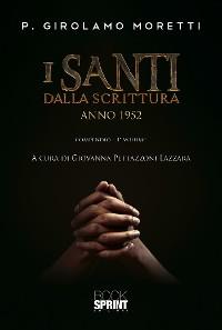 Cover I Santi dalla scrittura - Anno 1952