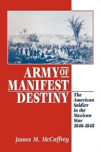 Cover Army of Manifest Destiny