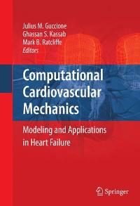 Cover Computational Cardiovascular Mechanics