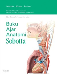 Cover Sobotta Textbook of Anatomy - Bahasa Indonesia/Latin edition