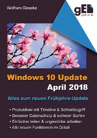 Cover Windows 10 Update April 2018