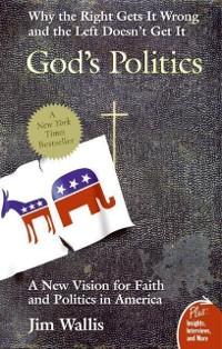 Cover God's Politics