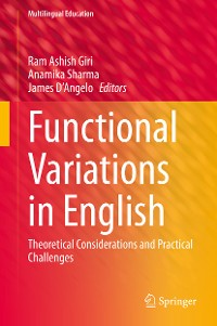 Cover Functional Variations in English