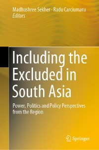 Cover Including the Excluded in South Asia