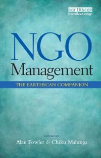 Cover NGO Management