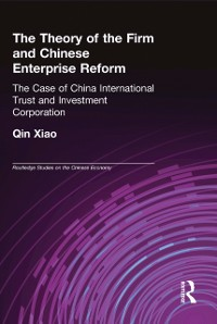 Cover Theory of the Firm and Chinese Enterprise Reform